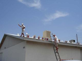roof coating in tucson